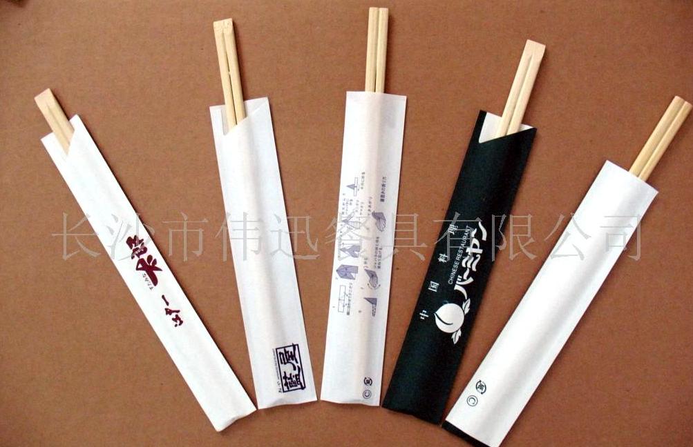竹筷制作工艺:存放