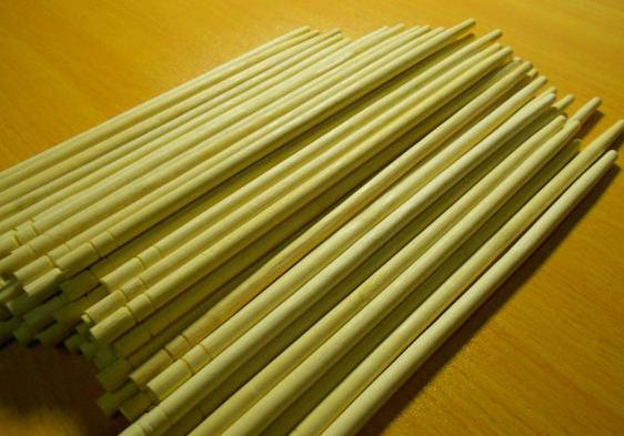 一次性竹圆筷