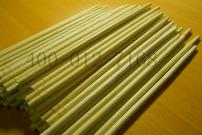 一次性竹筷涮水变黄有害吗