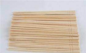 竹筷的文化以及怎样区分是否合格?