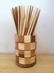 竹筷文化——不仅因为它是样就餐工具